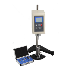 Rotation Viscometer with Accurately Data Collection