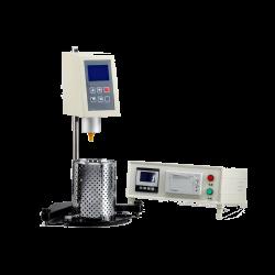 Rotational Viscometer with Variable Measurement Range
