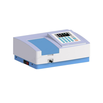 Spectrophotometer with Stray Light (Wavelength Range)