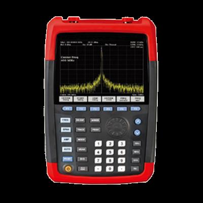 Spectrum Analyzer with Wide Frequency Range (Wide Resolution)
