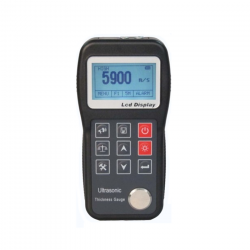 Ultrasonic Thickness Gauge with Coupling Status (Velocity)
