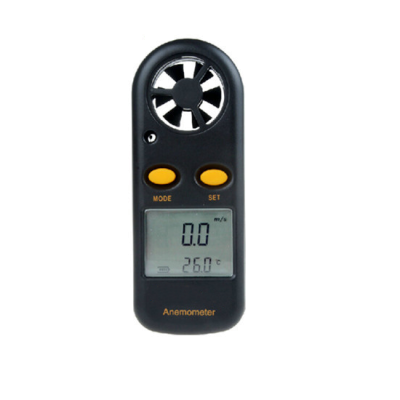 Anemometer with High Accuracy (Air Velocity, Temperature)