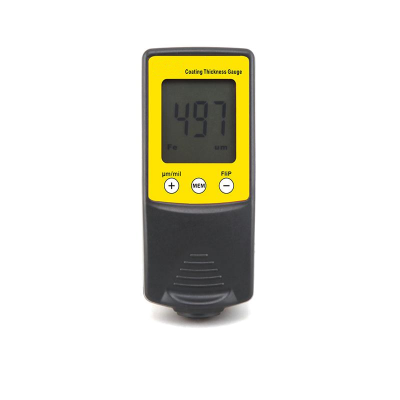 Coating Thickness Gauge with F Type (Auto-Detection)
