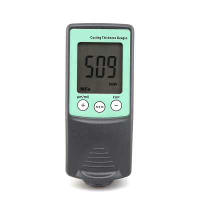 Coating Thickness Gauge with NF Type (Auto-Detection)