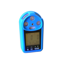Gas Detector for CH4-CO-O2-H2S (Dispersive Measurement)
