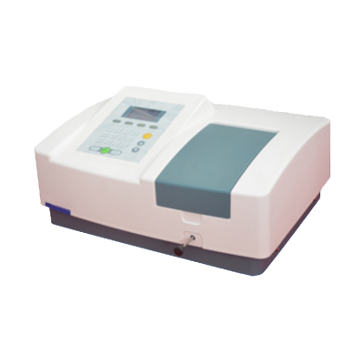 Spectrophotometer with Wave Length Range (T and A and C, Accurate)