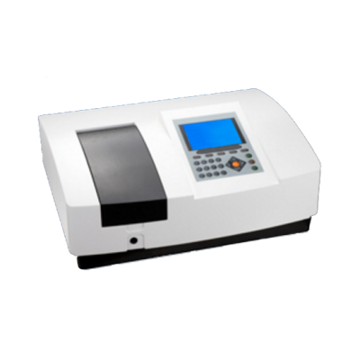 Spectrophotometer with Wide Range (High Accuracy, Auto Calib)