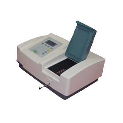 Spectrophotometer with Storage (High Accuracy, Auto Calib)