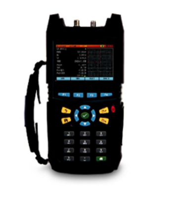 GAOTek Handheld CATV-QAM Analyzer
